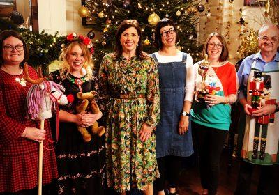 Kirstie's Handmade Christmas 2019